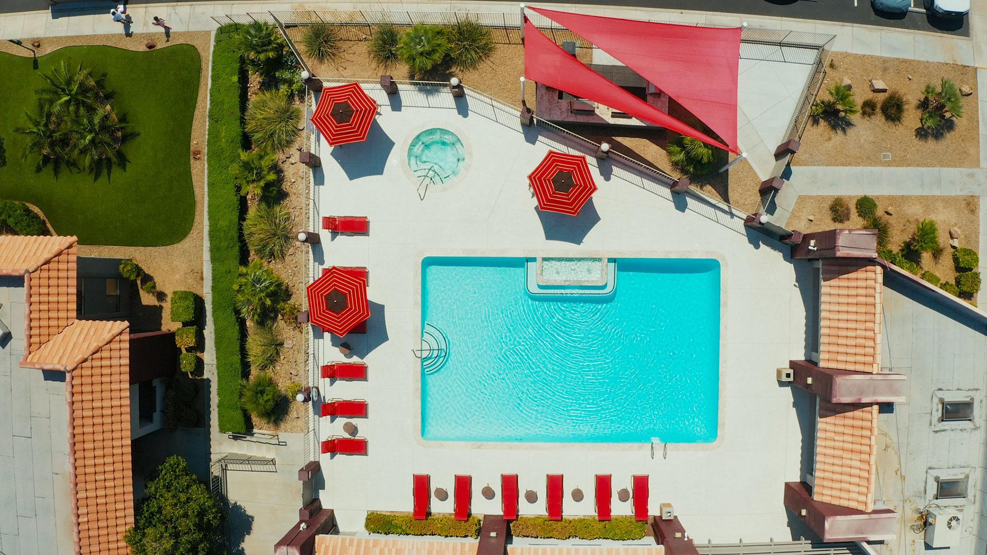 Pool Overhead