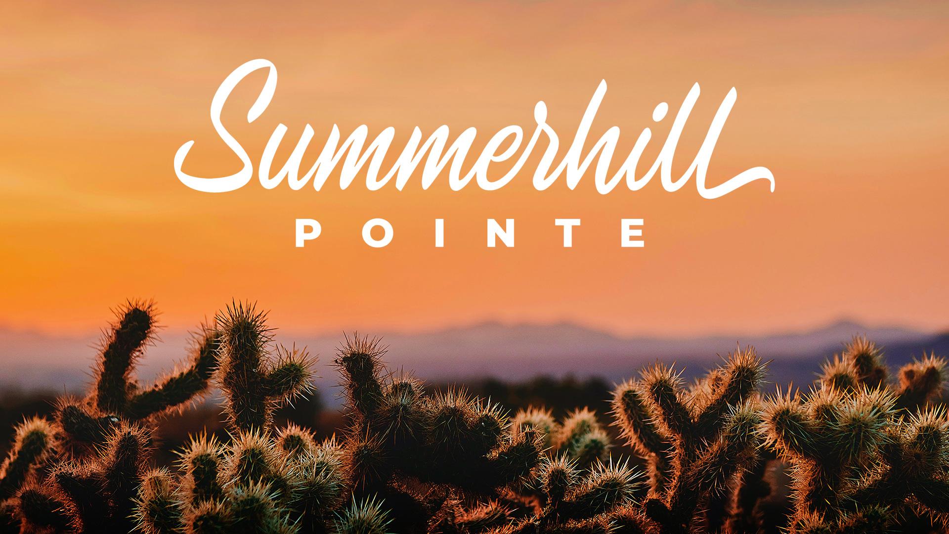 Summerhill Pointe Desert